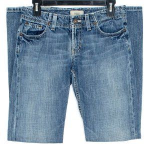 BKE Womens Jeans Harlow Bootcut Blue 27 FX
